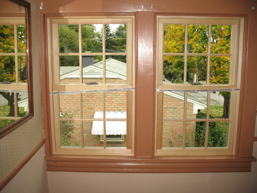 Replacement windows for Anderson vinyl windows