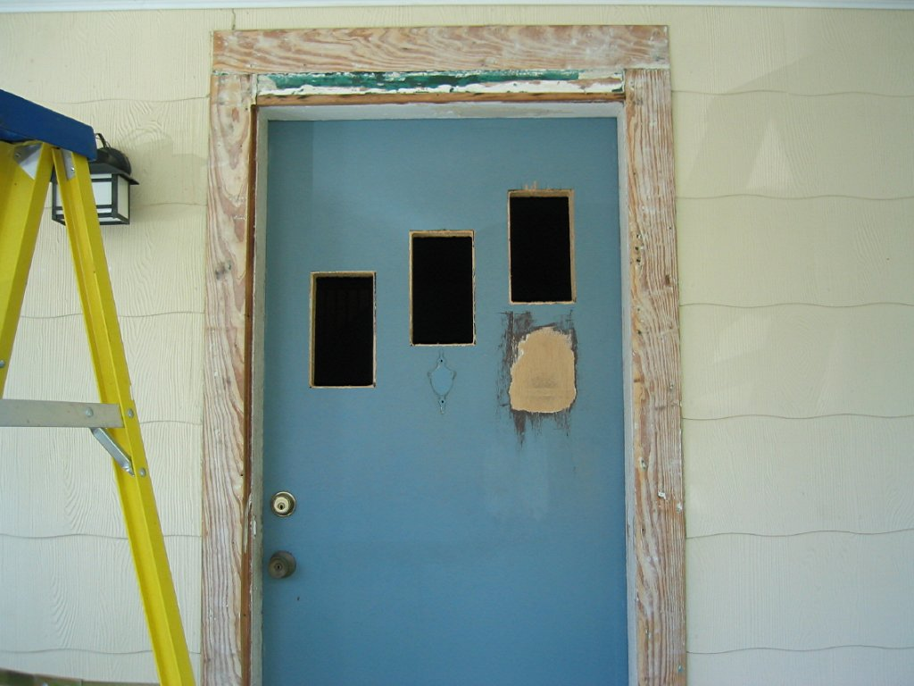 Paine house for House door window replacement