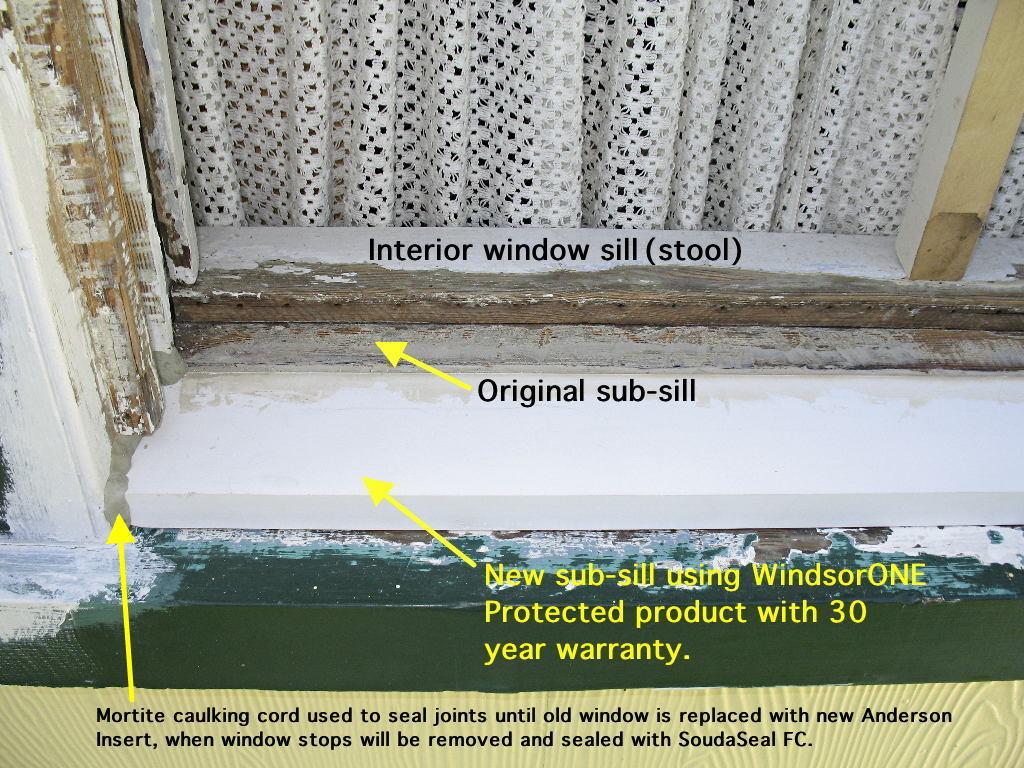 Leaky Window Meryl And Miller Llc